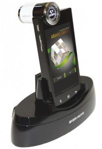 Aramo (Android) Professional Microscope Портативный комплекс для экспресс-диагностики кожи и волос