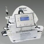 Аппарат для безигольной мезотерапии с радиочастотным  лифтингом от 100 до 2000 Гц. и кримассажем