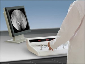 Ares RC M    (MS Westfalia GmbH, Германия)       Универсальный рентгенографический аппарат