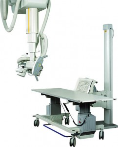Ares RC DFP    (MS Westfalia GmbH, Германия)       Телеуправляемый рентгеновский комплекс
