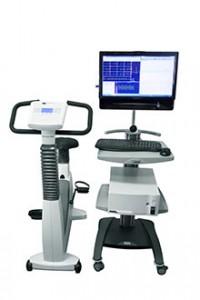 LunoSpiro (MS Westfalia GmbH, Германия) Модульное рабочее место для регистрации ЭКГ покоя, проведения стресс-ЭКГ и эргоспирометрии