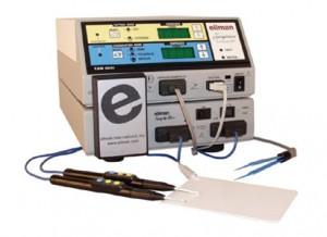 Пример использования адаптера SURG-E-DOC с генератором Surgitron™ DF 120