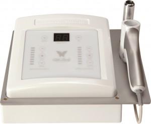 SilkLady – высокоэффективный аппарат для электропорации с вакуумным массажером -  трансдермального введения препаратов в кожу лица и головы